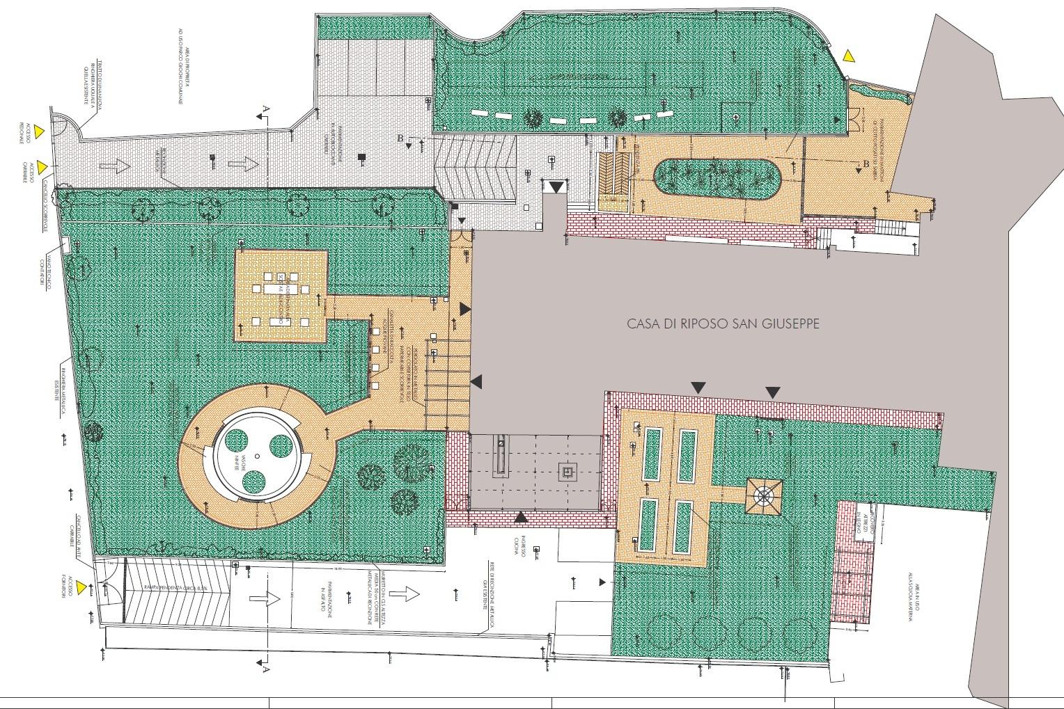 Progetto il giardino della memoria realizzazione di un - Progetto di un giardino ...
